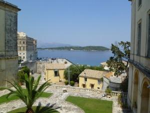 Korfun kaupunki, merinäköala