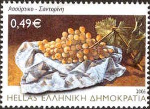 kreikka-viinirypäleet